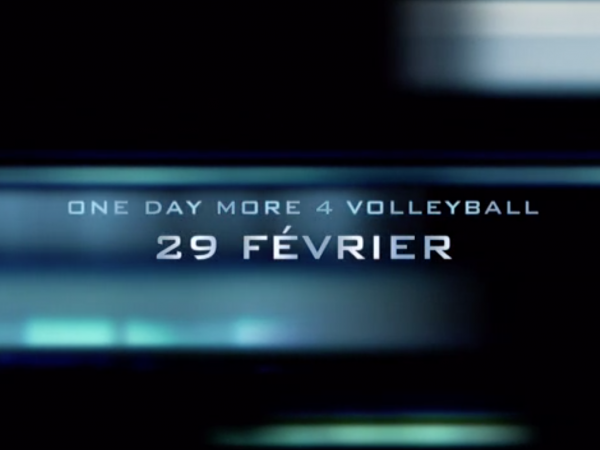 One Day More 4 Volleyball